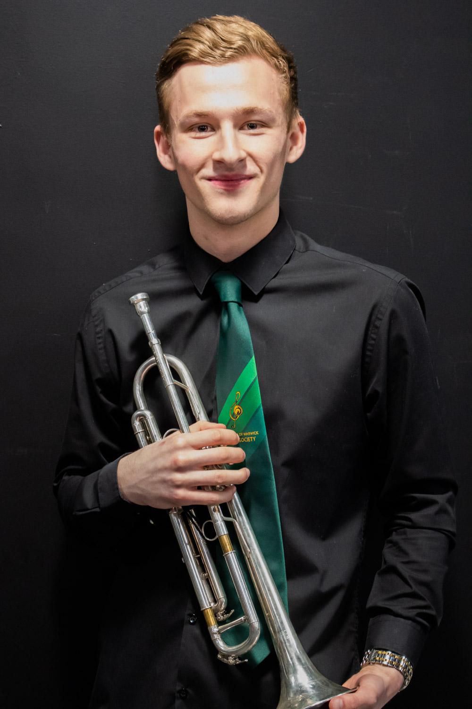 Symphonic Brass Coordinator - Matt Jackman